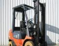 Carretilla Diesel Industrial TOYOTA 62-7FDF25 - Ref. 1099004