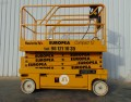 Plataforma Tijera Electrica HAULOTTE COMPACT 12 - Ref. 1454016