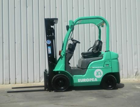 Carretilla Diesel Industrial MITSUBISHI FD18N-MC