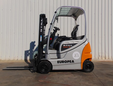 Carretilla Electrica 4 ruedas STILL RX60-16