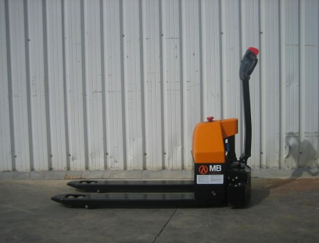 Transpalet Electrico MB FORKLIFT EPT20-15ET