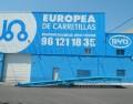 Rampa Muelle EUROPEA LR10188 - Ref. 2360037