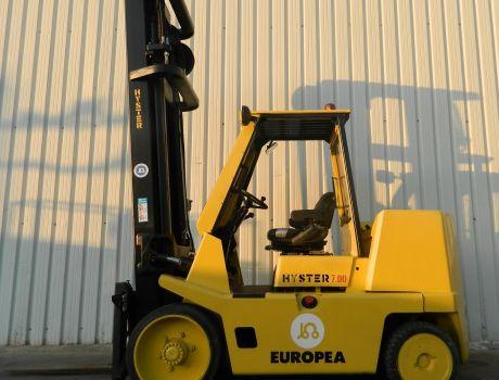 Carretilla Elevadora Diesel HYSTER S7.00XL