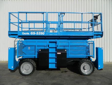 Plataforma Tijera Diesel GENIE GS5390RT