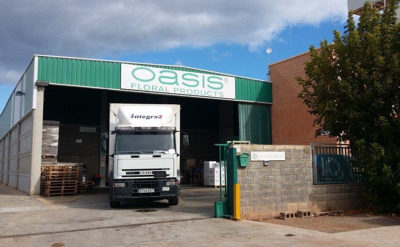 Sorteo Encaja 2015: Smithers-Oasis Ibérica gana la transpaleta manual Europea nueva