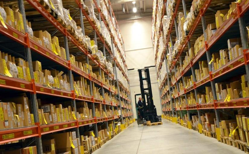Las normas básicas de seguridad en un almacén de mercancías
