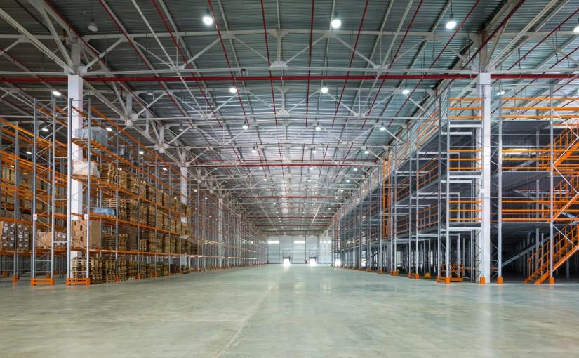 Los sistemas de almacenaje de mercancías más modernos