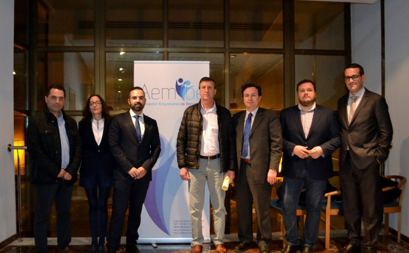 Exitosa Presentación de la Asociación Empresarial de Beniparrell, de la que forma parte Europea de Carretillas