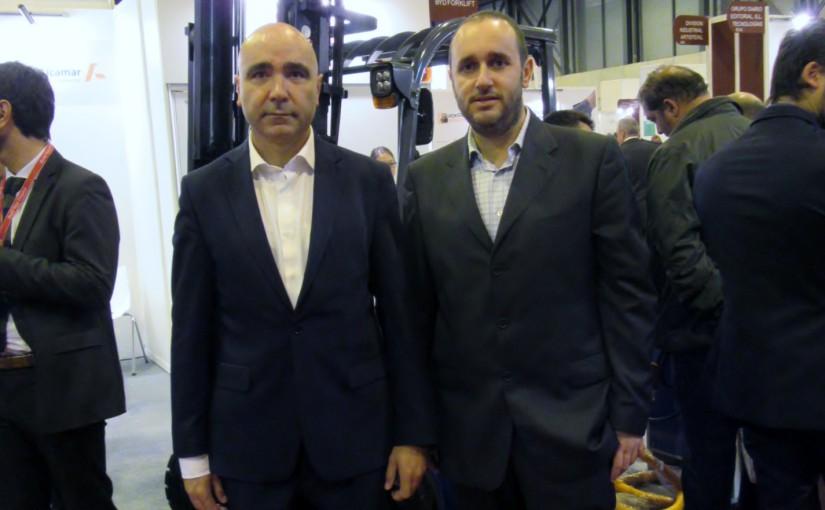 Entrevistamos a Joaquín y a Gorka, directivos de la compañía In Side Logistics
