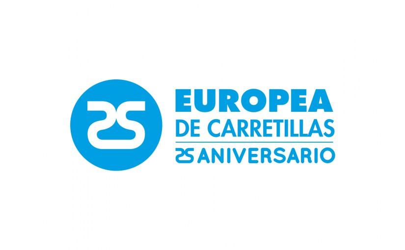 Europea de Carretillas cumple 25 años al servicio de tu negocio