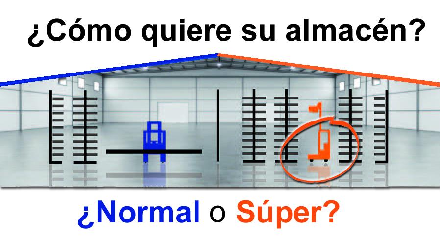 Almacen Super ULMA HUBTEX