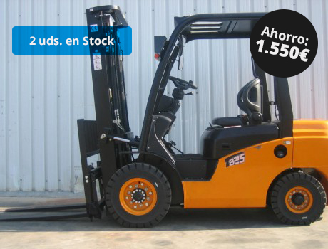 2 2 2 MB FORKLIFT CPCD25T8-S4S
