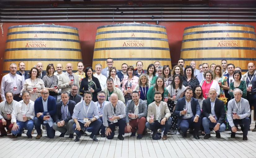 Europea de Carretillas, premio a la innovación y soporte técnico en el X aniversario de Ática Redex
