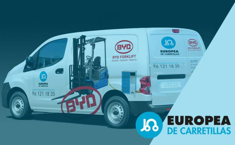 Madrid subvenciona la renovación de los camiones y furgonetas eléctricas y sostenibles